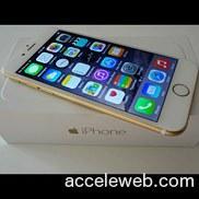 Gold iphon